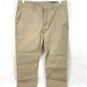 Bonobos Washed Chino Slim Fit Pants True Khaki